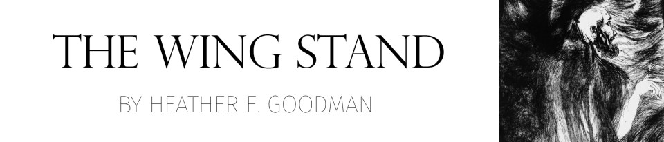 The Wing Stand by Heather Goodman