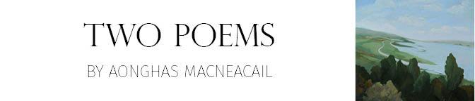 POETRY4 Aonghas Macneacail