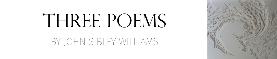 POETRY Sibley Williams