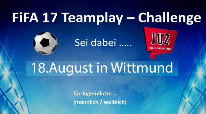 FIFA17 Teamplay Challenge