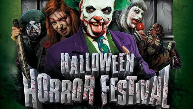 Fahrt zum Halloween Horror Festival im Moviepark