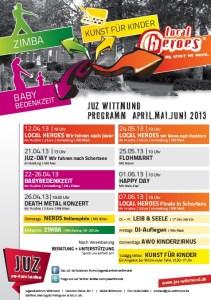 2. Programm 2013