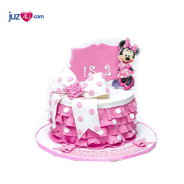 Wondrous Delicious Minnie Mouse Juz4U Online Shopping Funny Birthday Cards Online Overcheapnameinfo