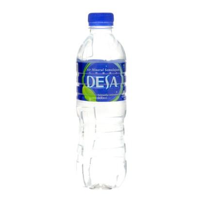 Desa Mineral Water 500ml in 24 bottles carton