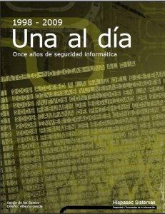 Libro Una al día. Once años de seguridad informática