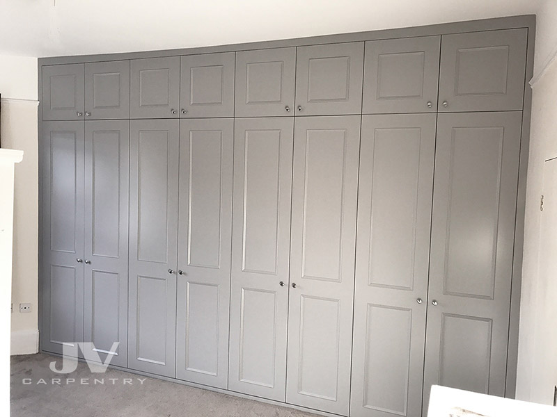 Fitted Wardrobes Bookshelves And Alcove Cupboards Top Sellers JV Carpentry