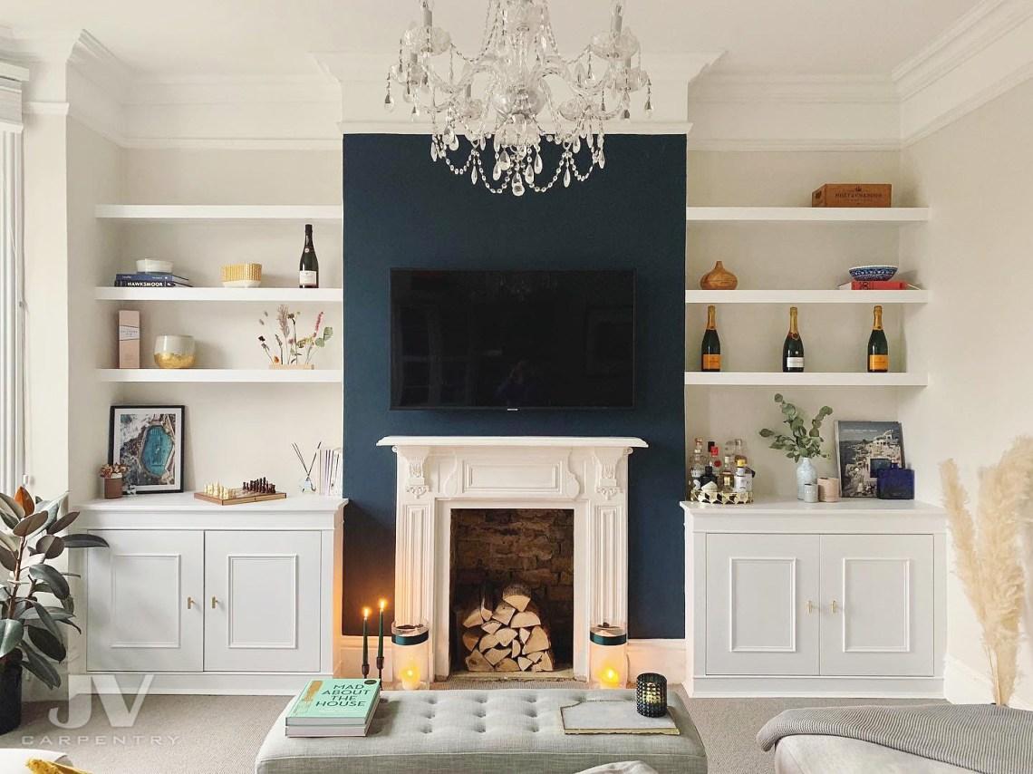 23 Alcove Shelving Ideas For Your Living Room Jv Carpentry