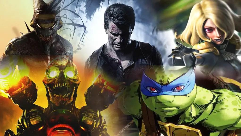 Jeux PS4 Les Sorties Du Mois De Mai 2016 JVFrance