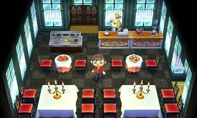Animal Crossing: Happy Home Designer Blog, Days 19-20 on Animal Crossing Kitchen Counter  id=47474