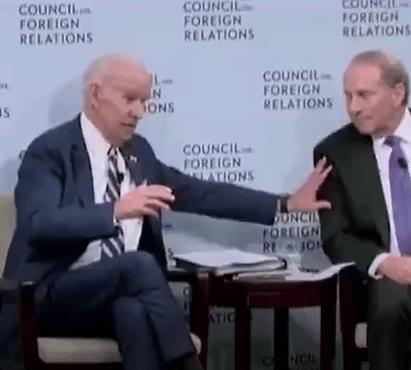 Biden CFR Bribe Story