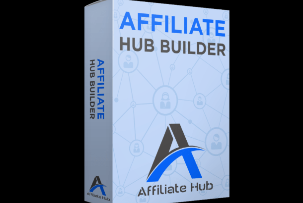 Affiliate Hub Builder Unlimited by Abel Chika