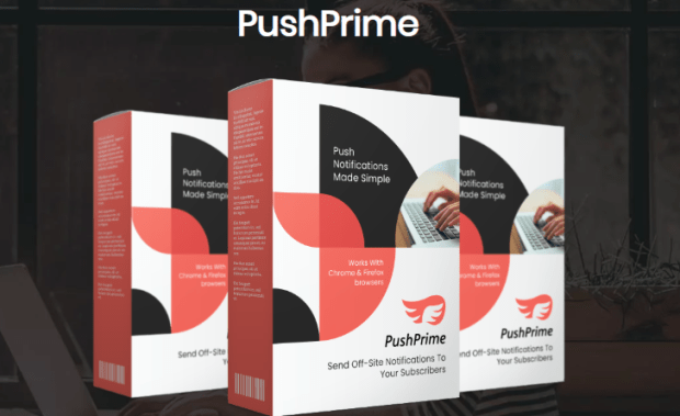 PushPrime Unlimited Software by Richard Madison
