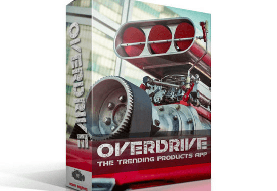 Overdrive eCommerce Product Research by Mark Byrne