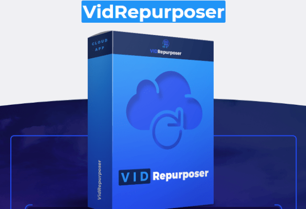 VidRepurposer Pro Commercial Software by Ben Murray