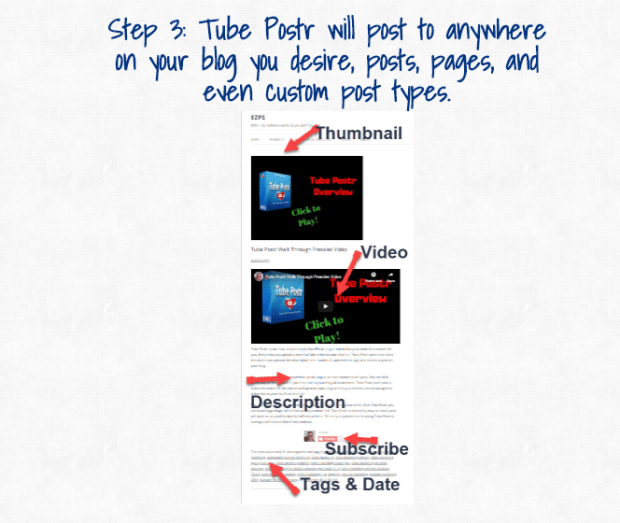 Tube Postr Pro Software WSO by Lee Cole