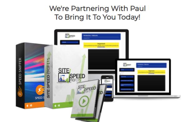 Site Speed Profits WSO System by Nick Ponte