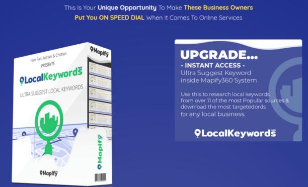 Mapify360 PRO Version Upgrade OTO