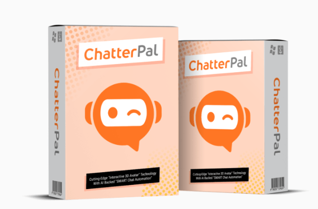 ChatterPal Chat App System & OTO by Paul Ponna
