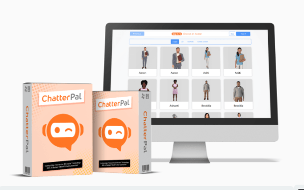 ChatterPal Pro Commercial Software by Paul Ponna