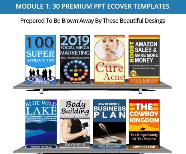PowerPoint Ecover Empire Bundle & OTO by Steven Grrat