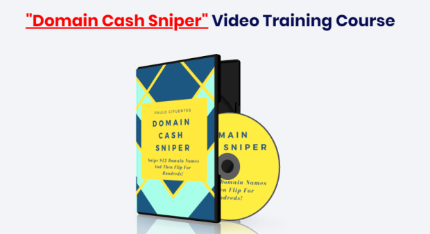 Domain Cash Sniper Training System by Paulo Cifuentes