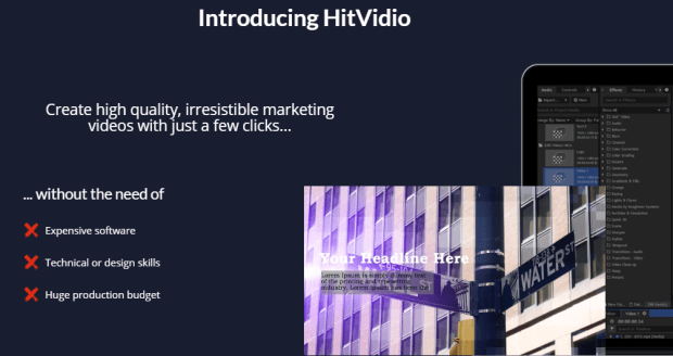 HitVidio Pro Commercial Software by Ciprian Macovei