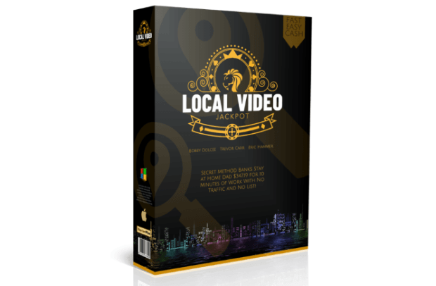 Local Video Jackpot DFY by Eric H