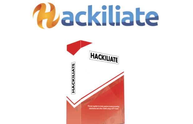 Hackiliate Training System by Farhad Hossain