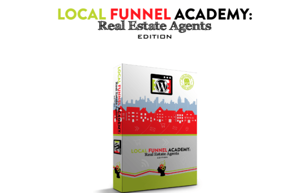 Local Funnel Academy: Real Estate Agents Edition by Kerry Knoll