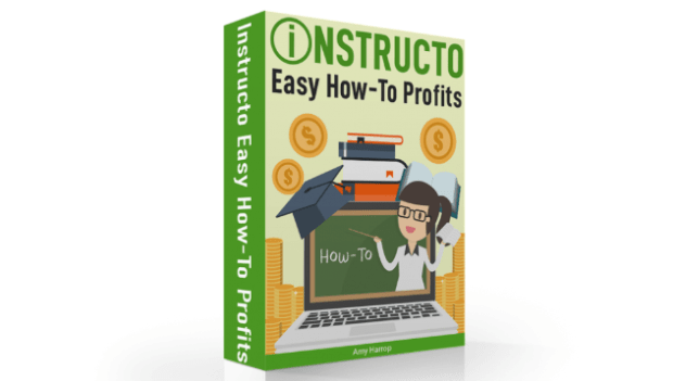Instructo System WSO by Amy Harrop