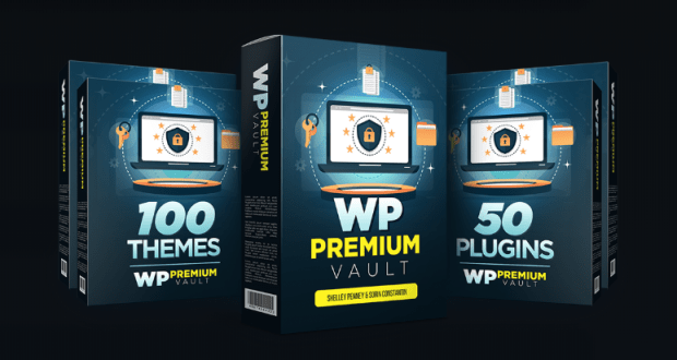 WP Premium Vault WSO & OTO by Shelley Penney