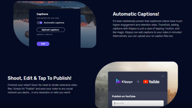 Klippyo Studio Smart Video App & OTO by Viddyoze Team