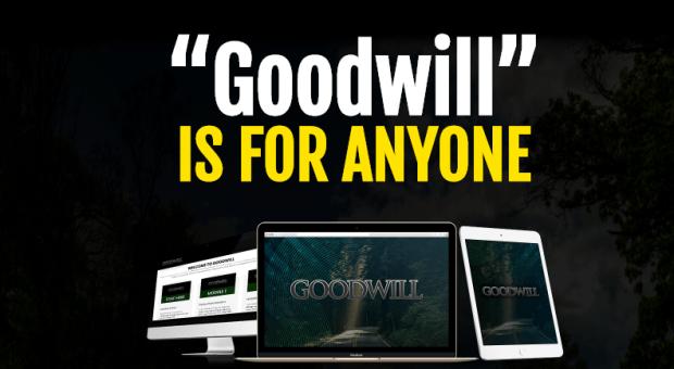 GoodWill WSO OTO Upsell System by Brendan Mace & Jono Amstrong