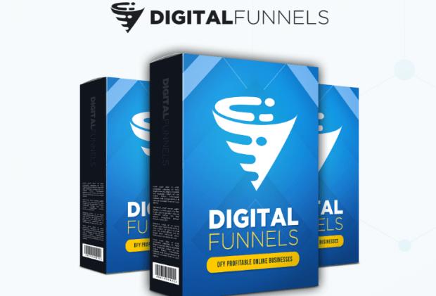 DigitalFunnels App Review & OTO Upsell by Michael Sorin