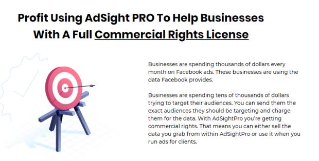 AdSight PRO Commercial + OTO Review by Sam Bakker