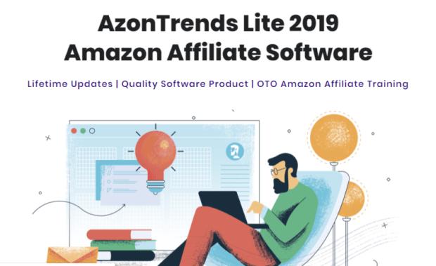 AzonTrends Lite Software by Alex Adekola
