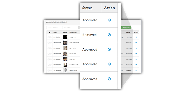 FreshMember Features