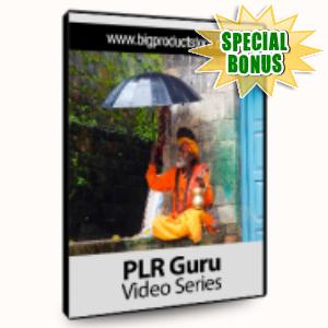 Special Bonuses - July 2015 - PLR Guru Video Series