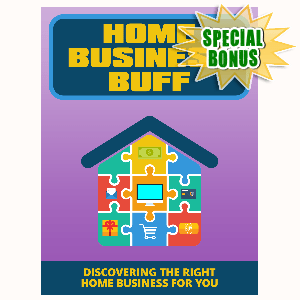 Special Bonuses - July 2015 - Home Business Buff