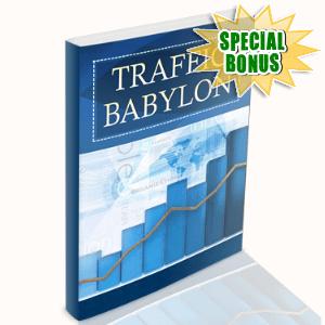Special Bonuses - July 2015 - Traffic Babylon Video Series