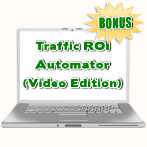 Video Studio Bonuses  - Traffic ROI Automator (Video Edition)
