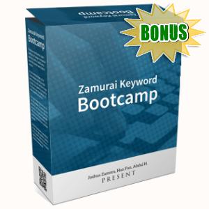 VideoRankr Bonuses  - Zamurai Keyword Bootcamp