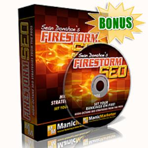 Article Partner Bonuses  - Video SEO Firestorm