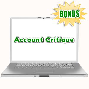 InstaNinjas Bonuses  - Account Critique