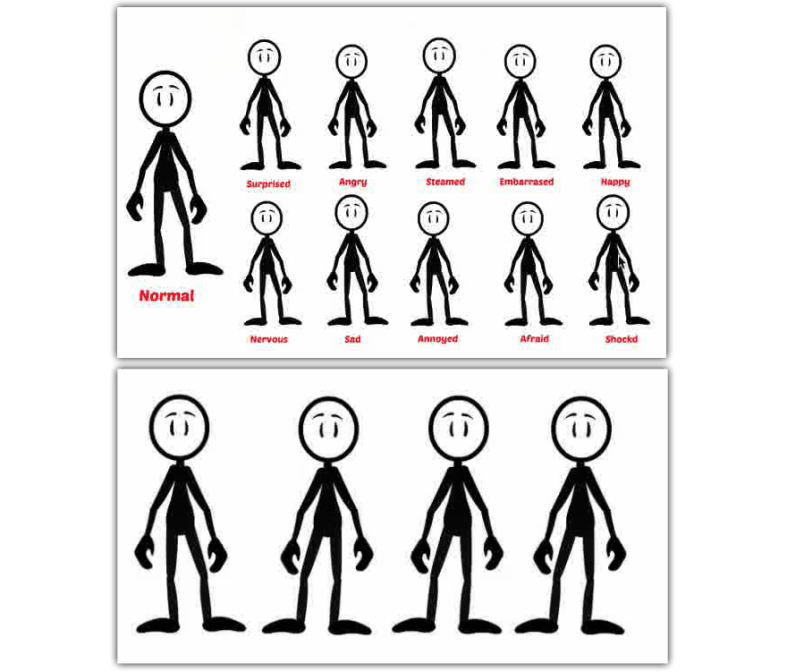 Whiteboard Power Kit Features - Stickman Animations