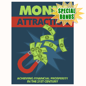 Special Bonuses - August 2015 - Money Attraction