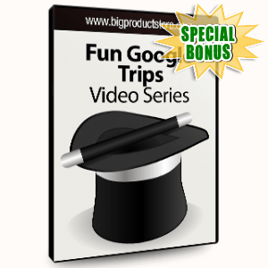 Special Bonuses - August 2015 - Fun Google Tricks Video