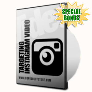 Special Bonuses - October 2015 - Targeting Instagram Video