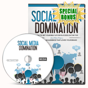 Special Bonuses - October 2015 - Social Media Domination Gold Video Package