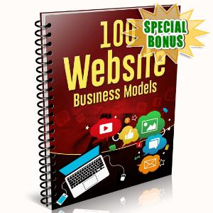 Special Bonuses - February 2016 - 100 Website Business Models